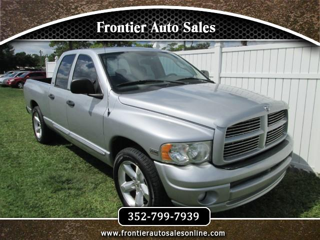 2004 Dodge Ram 1500 Laramie Quad Cab Short Bed 2WD