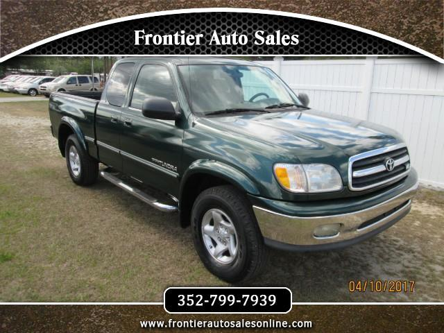 2001 Toyota Tundra Limited Access Cab 2WD