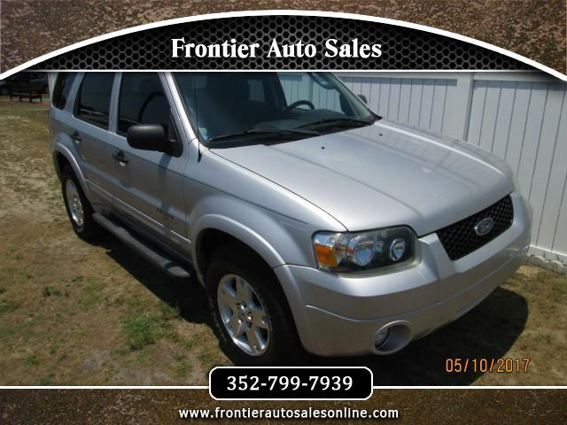 2007 Ford Escape XLT 2WD Sport
