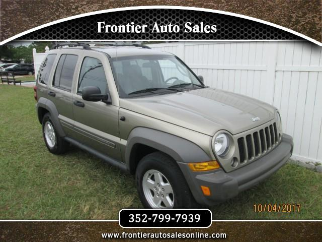 2007 Jeep Liberty Sport 2WD