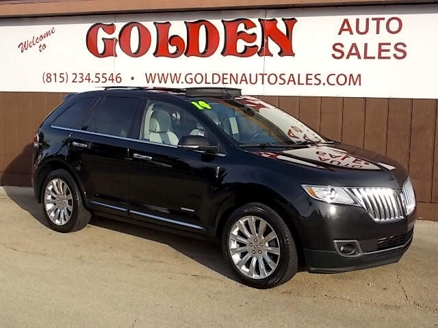 2014 Lincoln MKX Elite AWD