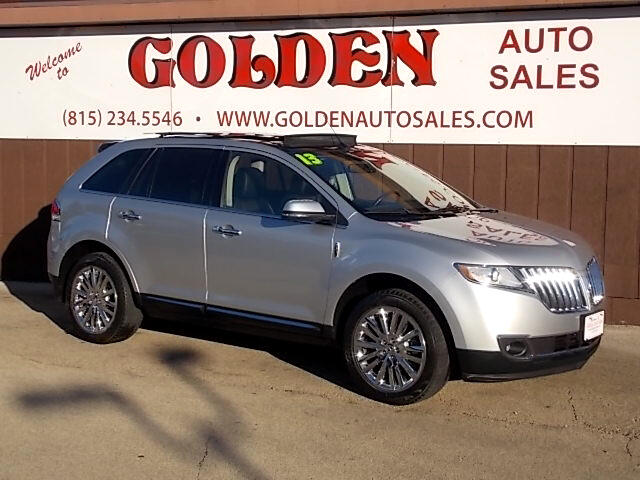 2013 Lincoln MKX Elite AWD
