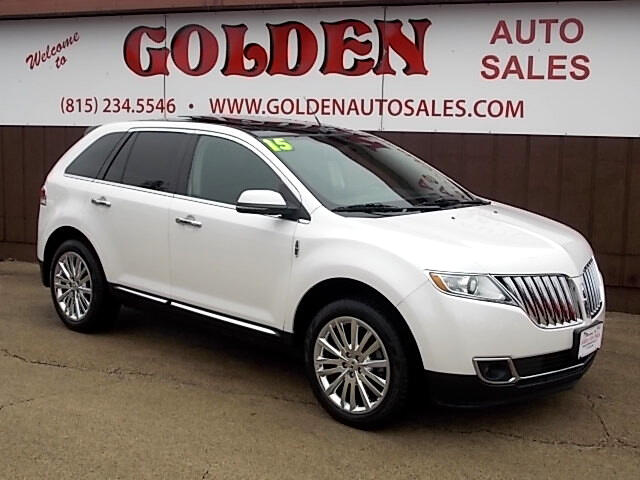 2015 Lincoln MKX Elite AWD