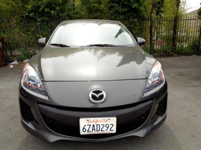 2013 Mazda MAZDA3 i Touring AT 4-Door