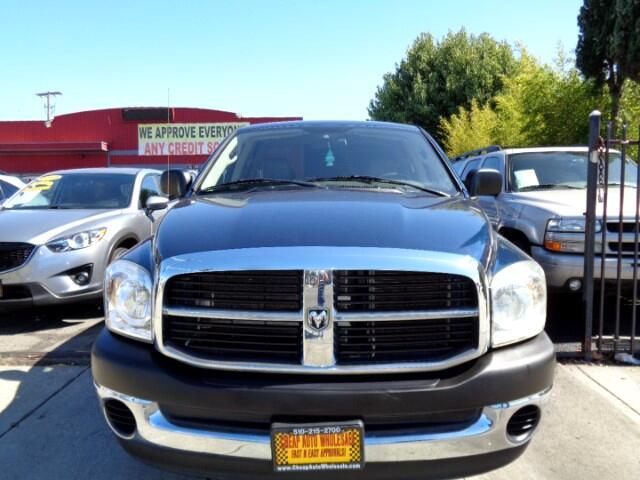 2008 Dodge Ram 1500 SXT Quad Cab Long Bed 2WD