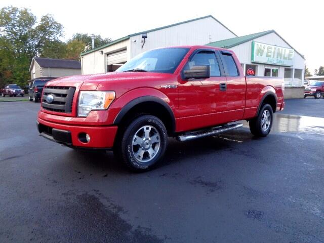 2009 Ford F-150 STX SuperCab 6.5-ft. Bed 4WD