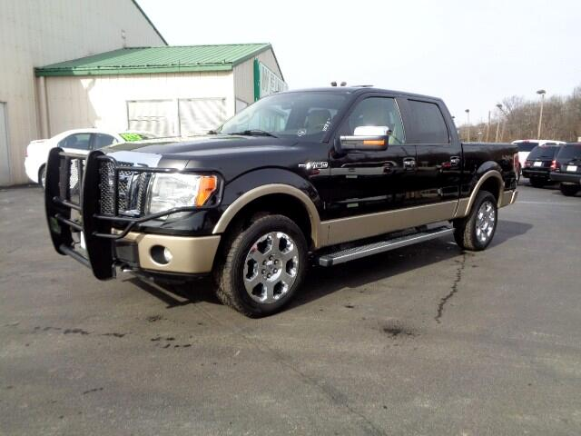 2012 Ford F-150 LARIAT LEATHER ROOF NAV LOADED MUST SEE