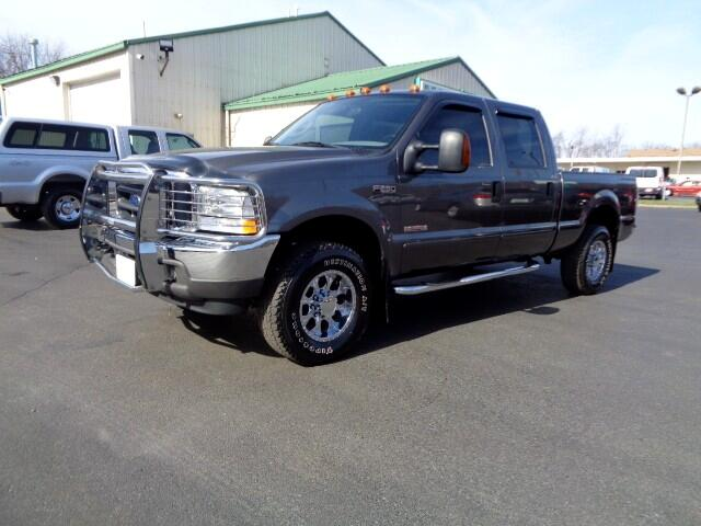 2004 Ford F-250 SD XLT SUPER CREW LONGBED 4WD