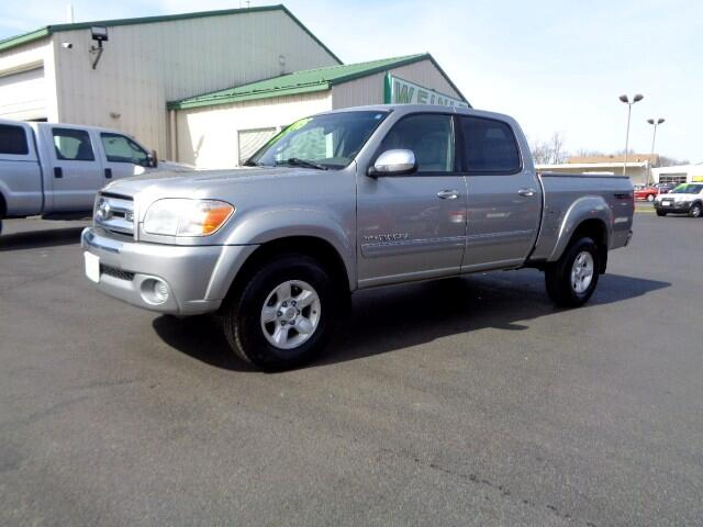 2006 Toyota Tundra SR5 DBL CAB WITH 4WD TRD PACKAGE