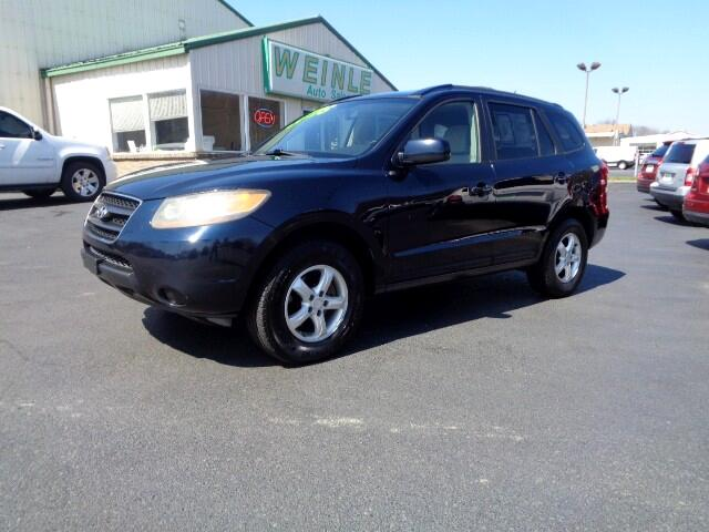 2007 Hyundai Santa Fe GLS SUNROOF ALLOYS CLEAN
