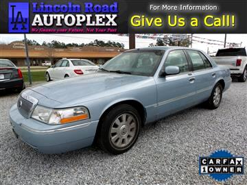 2003 Mercury Grand Marquis