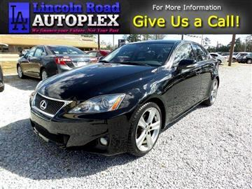 2013 Lexus IS 250
