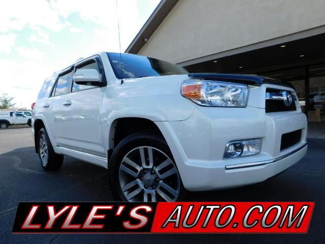 2012 Toyota 4Runner Limited 4WD V6