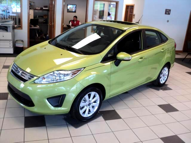 2013 Ford Fiesta