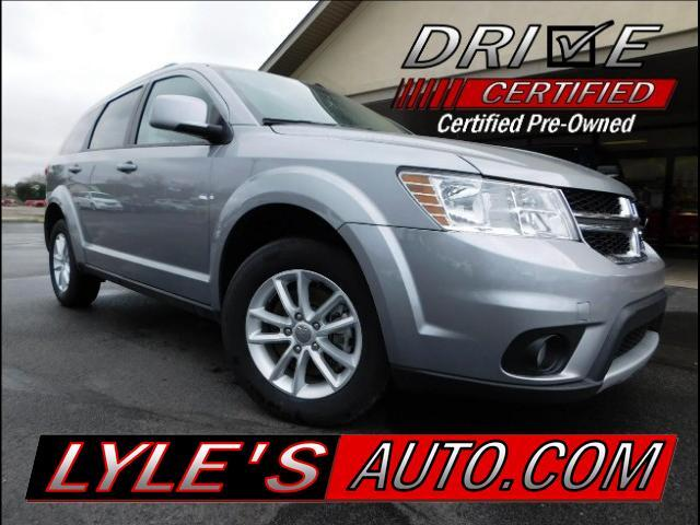 2017 Dodge Journey SXT AWD