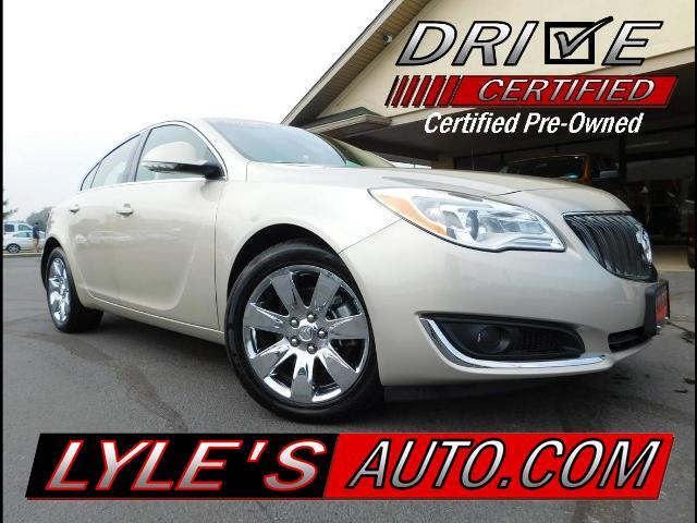 2015 Buick Regal Premium 1 AWD