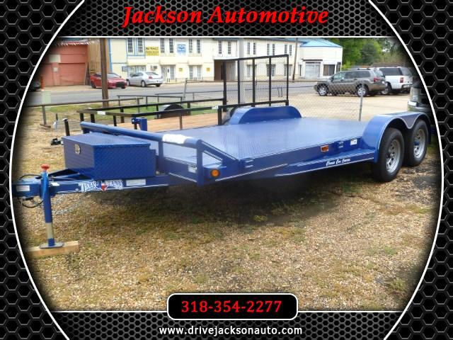 2017 Texas Bragg Custom Car Hauler