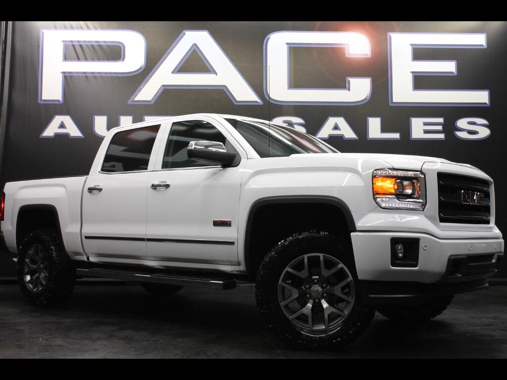 2014 GMC Sierra 1500 All-Terrain Crew Cab 4WD Leveled