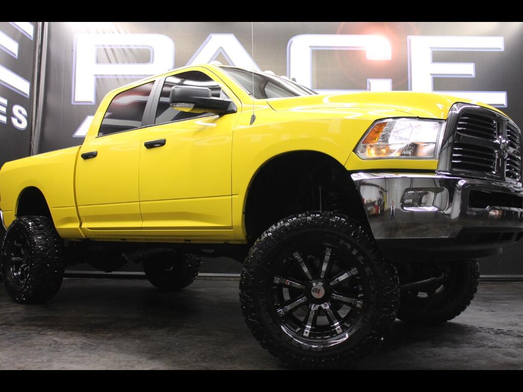2014 RAM 2500 Crew Cab 4WD Custom Lifted