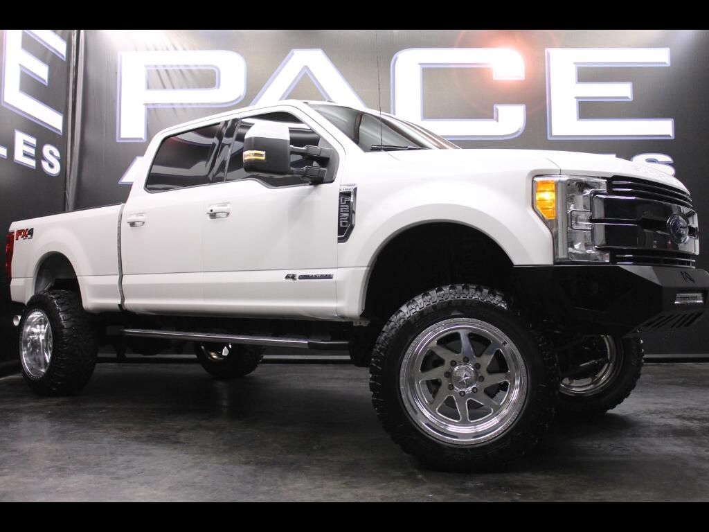 2017 Ford F-250 SD Lariat FX4 Lifted Custom