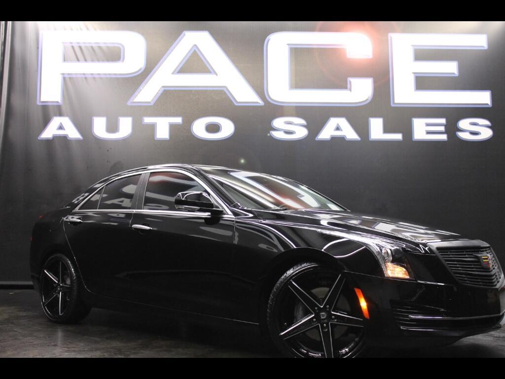 2015 Cadillac ATS 2.0L Turbo Luxury RWD Custom