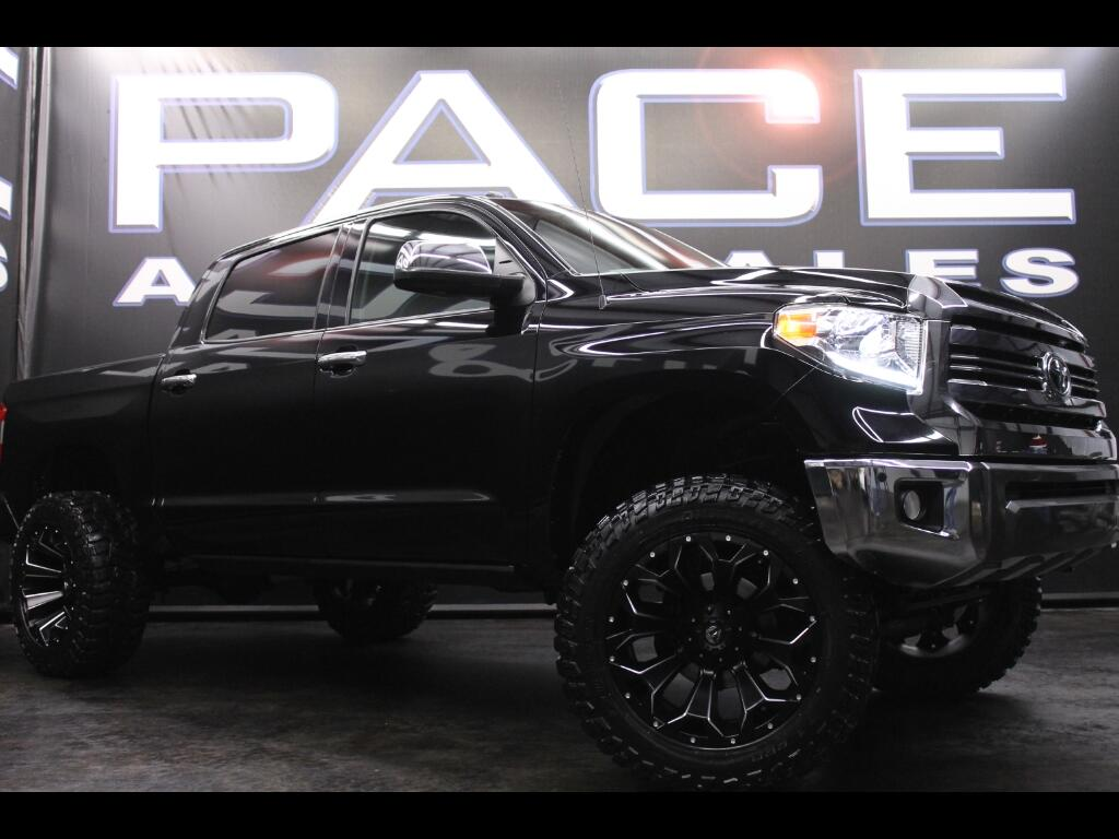 2016 Toyota Tundra 1794 Edition CrewMax 4WD Lifted Custom