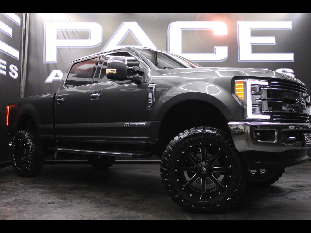 2017 Ford F-350 SD Lariat Crew Cab 4WD Lifted Custom