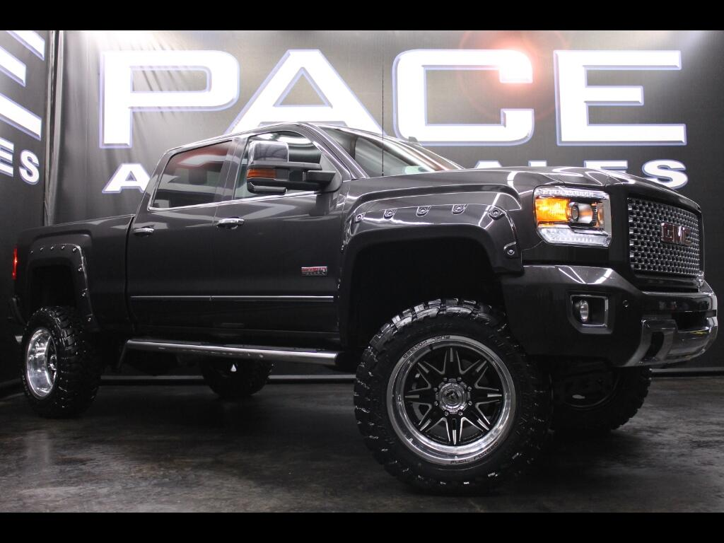 2015 GMC Sierra 2500HD SLT Crew Cab 4WD Lifted Custom