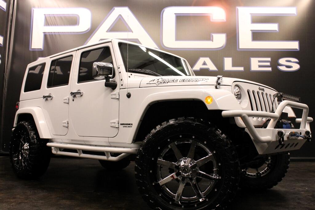 2015 Jeep Wrangler Unlimited Sahara PACE EDITION