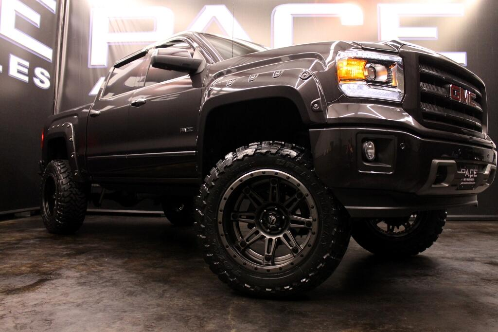 2014 GMC Sierra 1500 SLT ALL-TERRAIN PACE EDITION
