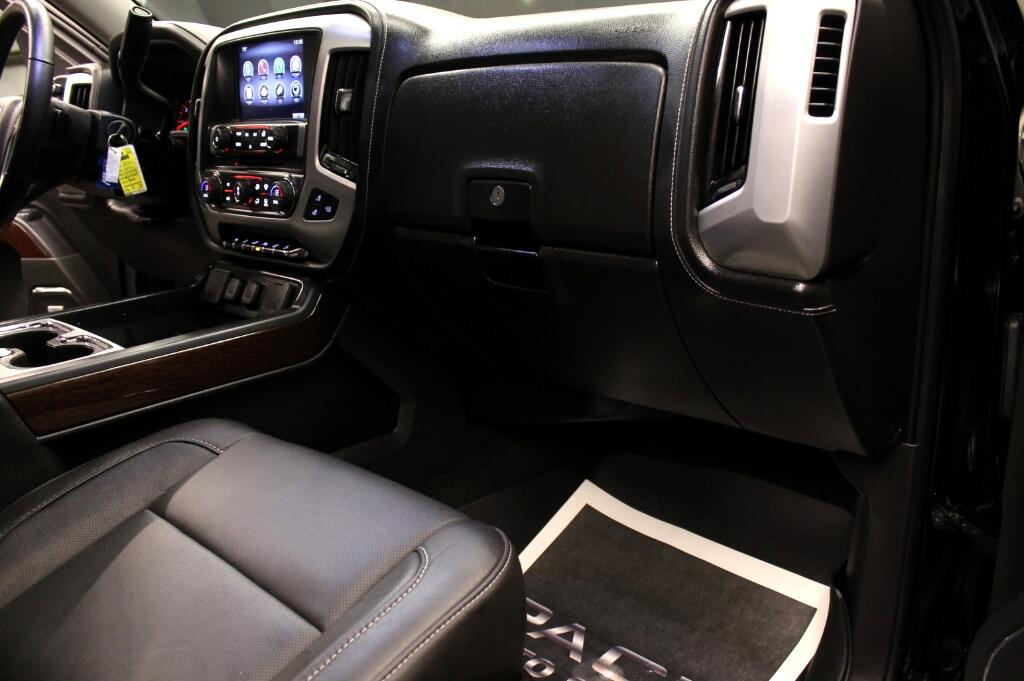 2015 GMC Sierra 1500 SLT Crew Cab 4WD PACE EDITION