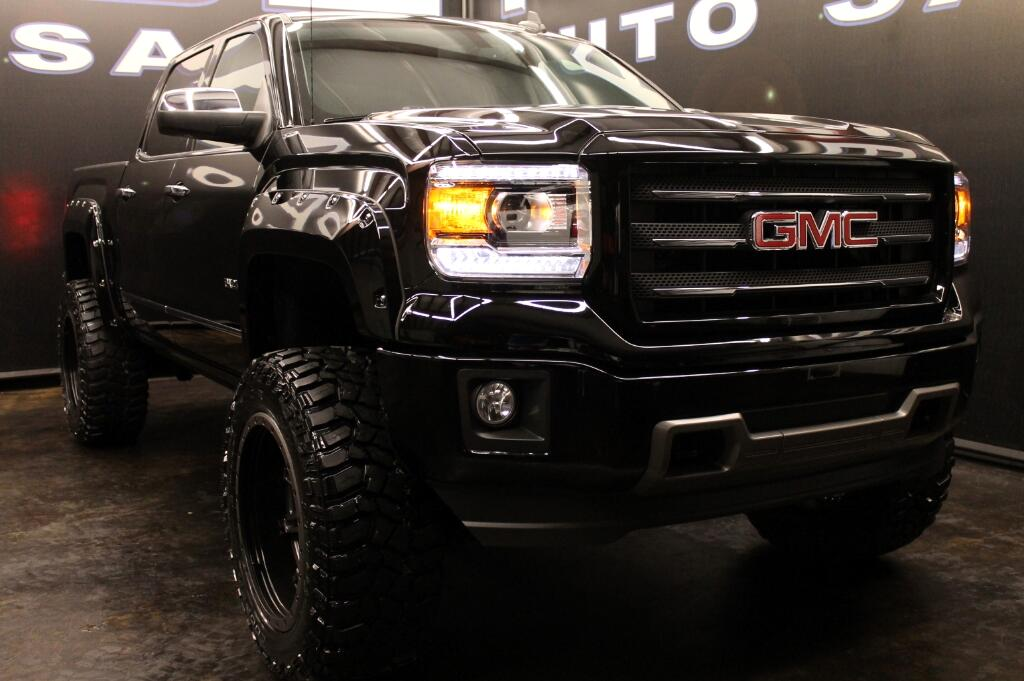 used 2015 gmc sierra 1500 slt all terrain pace edition for sale in hattiesburg ms 39402 pace. Black Bedroom Furniture Sets. Home Design Ideas