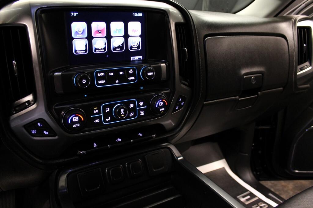2015 Chevrolet Silverado 1500 LTZ Z71 4WD PACE EDITION