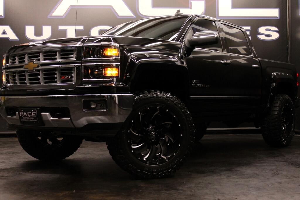 used 2015 chevrolet silverado 1500 ltz z71 4wd pace edition for sale in hattiesburg ms 39402. Black Bedroom Furniture Sets. Home Design Ideas