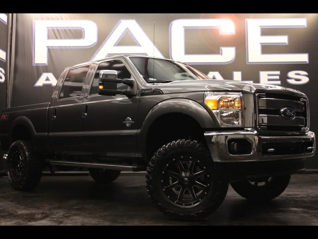 2016 Ford F-250 SD FX4 Crew Cab 4WD Lifted