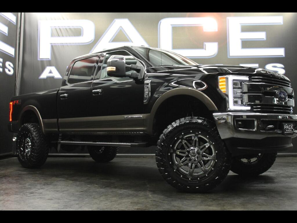 2017 Ford F-250 SD Lariat FX4 Lifted 4WD
