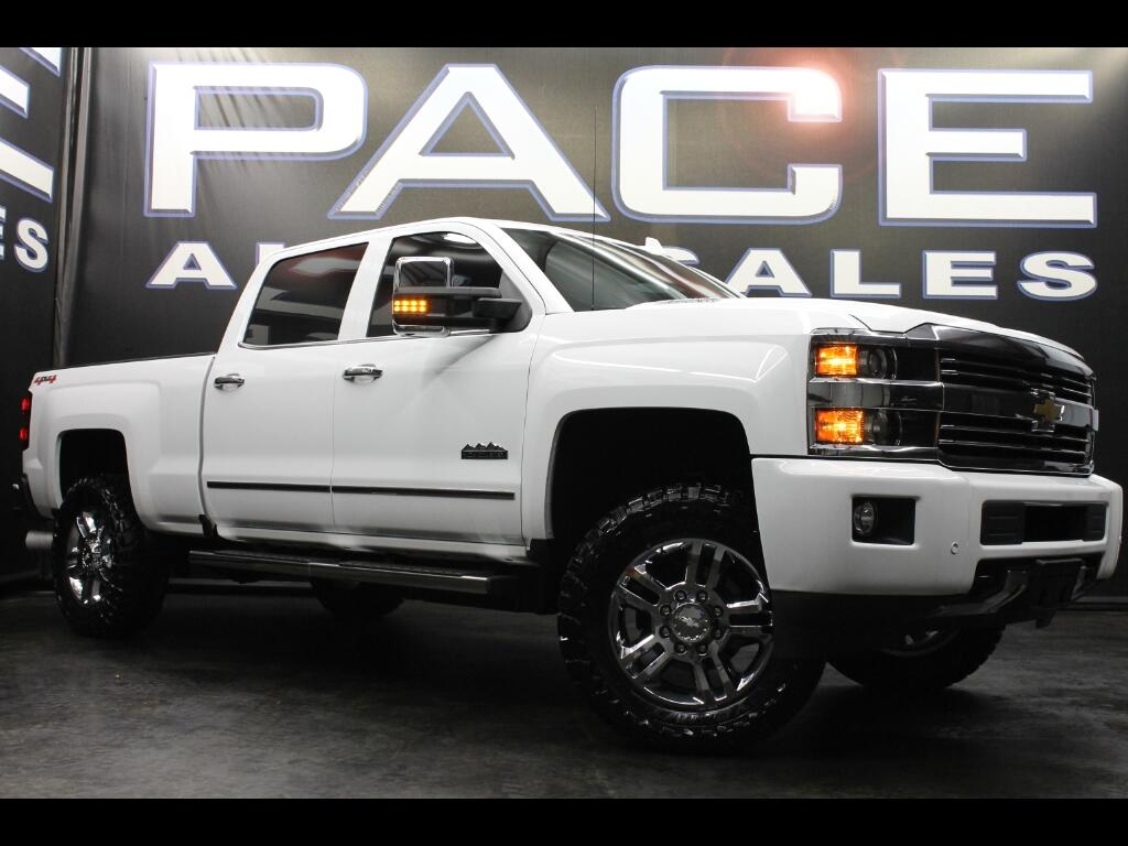 2015 Chevrolet Silverado 2500HD High Country Crew Cab Leveled