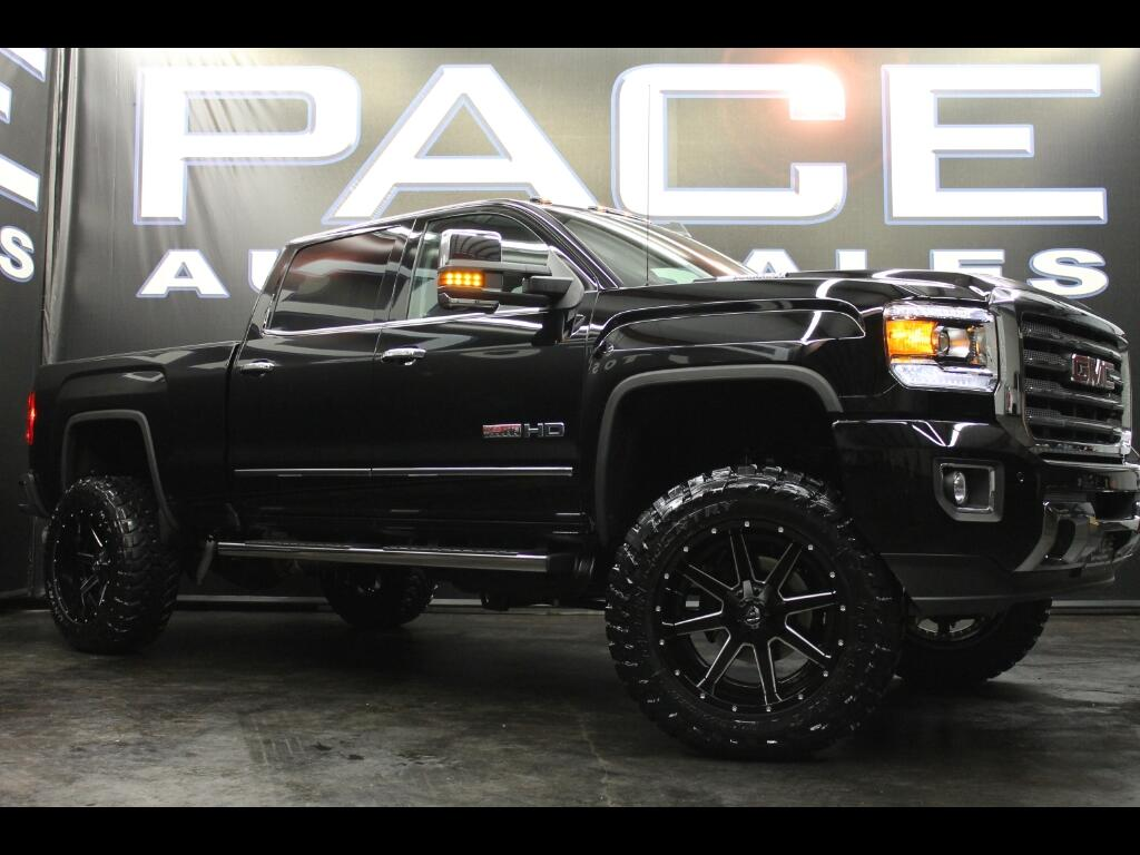 2017 GMC Sierra 2500HD All-Terrain Crew Cab 4WD Lifted