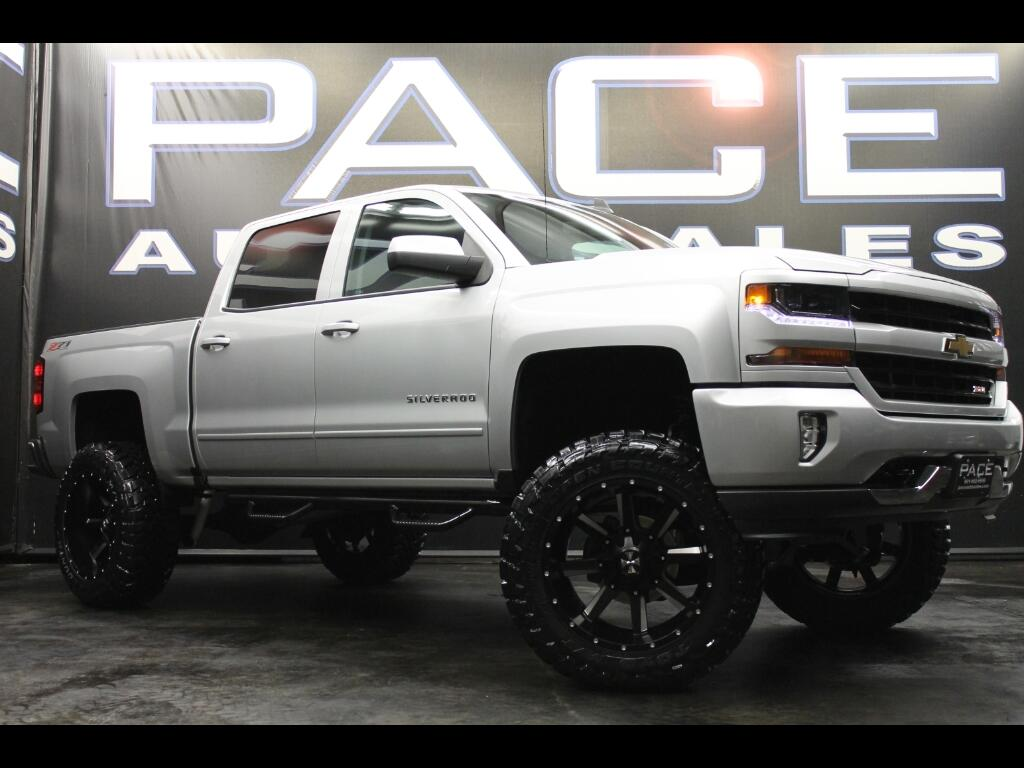 2016 Chevrolet Silverado 1500 Z71 Crew Cab 4WD Custom Lifted