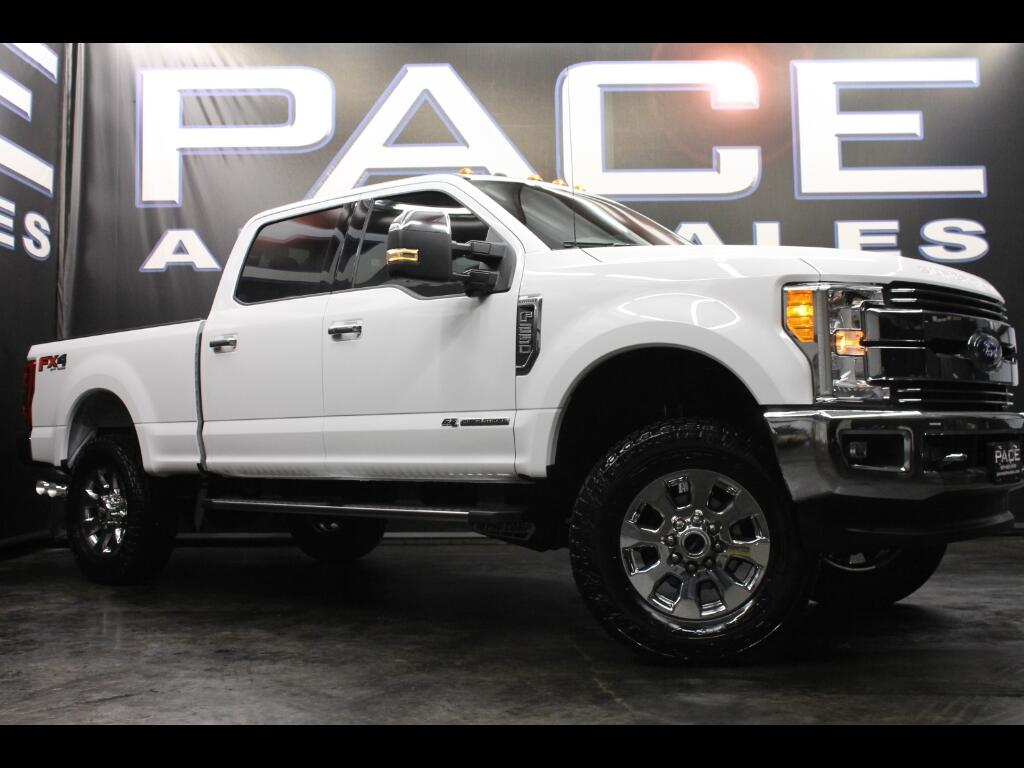2017 Ford F-250 SD Lariat Crew Cab 4WD Lifted 4WD
