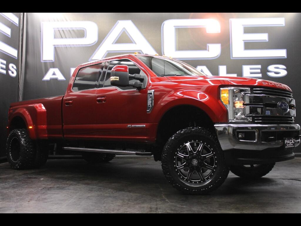 2017 Ford F-350 SD Lariat Crew Cab 4WD Custom Lifted