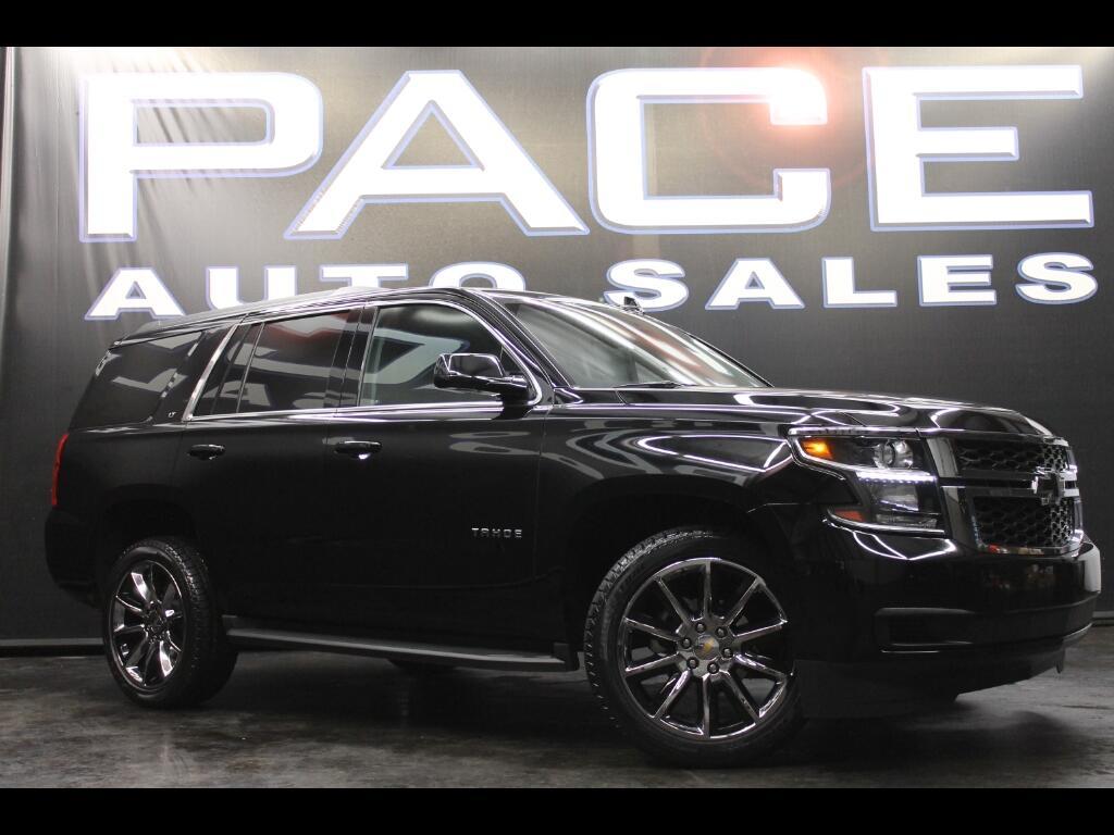 2016 Chevrolet Tahoe LT Loaded Nav-Roof-DVD