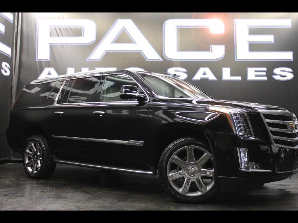 2017 Cadillac Escalade ESV 2WD Luxury
