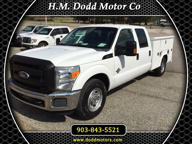 2011 Ford F-250 SD XL Crew Cab 2WD