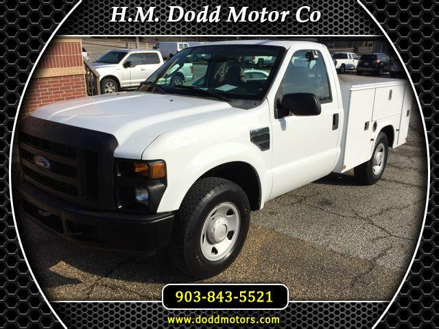2008 Ford Super Duty F-250 SRW XL 2WD