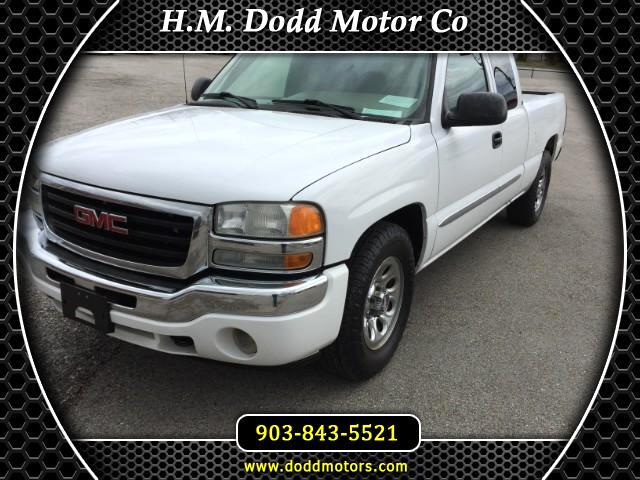 2006 GMC Sierra 1500 SLE1 Ext. Cab Long Bed 2WD