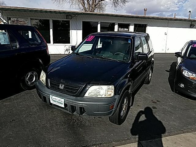 2001 Honda CR-V EX 4WD