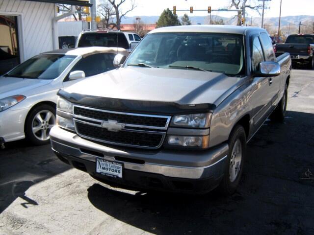 2006 Chevrolet Silverado 1500 1LT Crew Cab 2WD