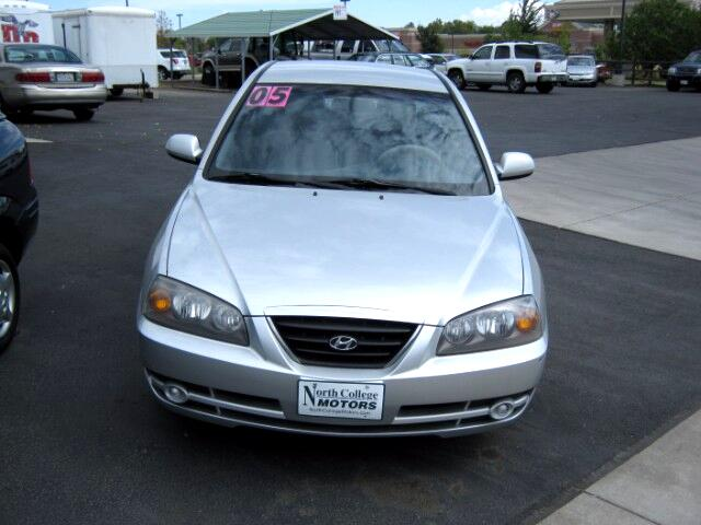 2005 Hyundai Elantra GLS 4-Door