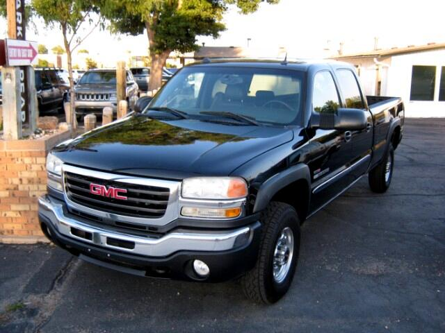 2005 GMC Sierra 2500HD Crew Cab Long Bed 2WD